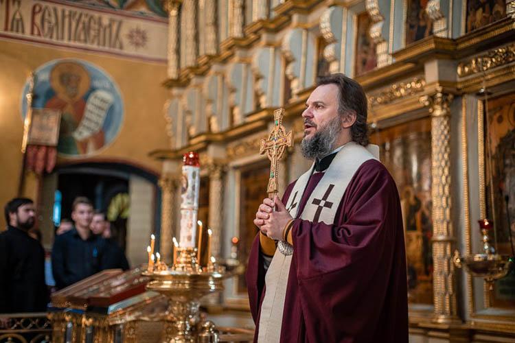 Церковная проповедь