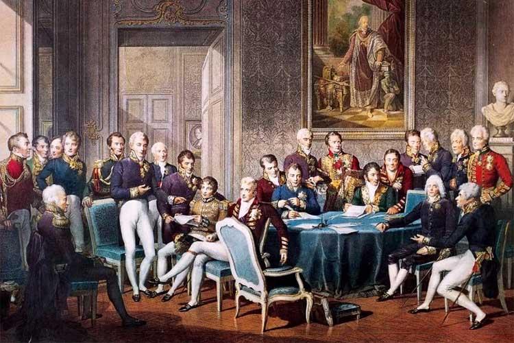 Участники Венского конгресса