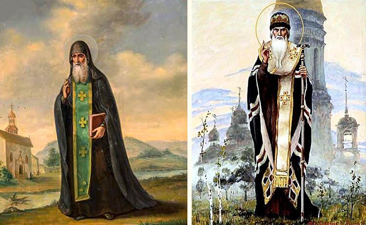 Варлаам Печерский и Ефрем Печерский