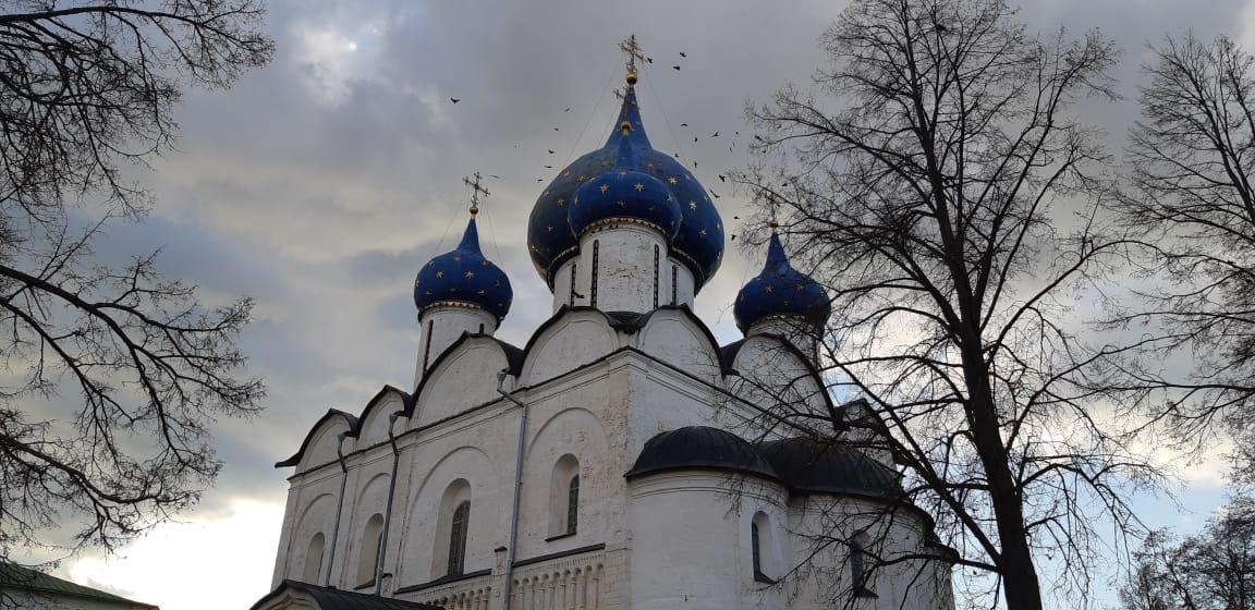 Богородице-Рождественский собор г. Суздаля