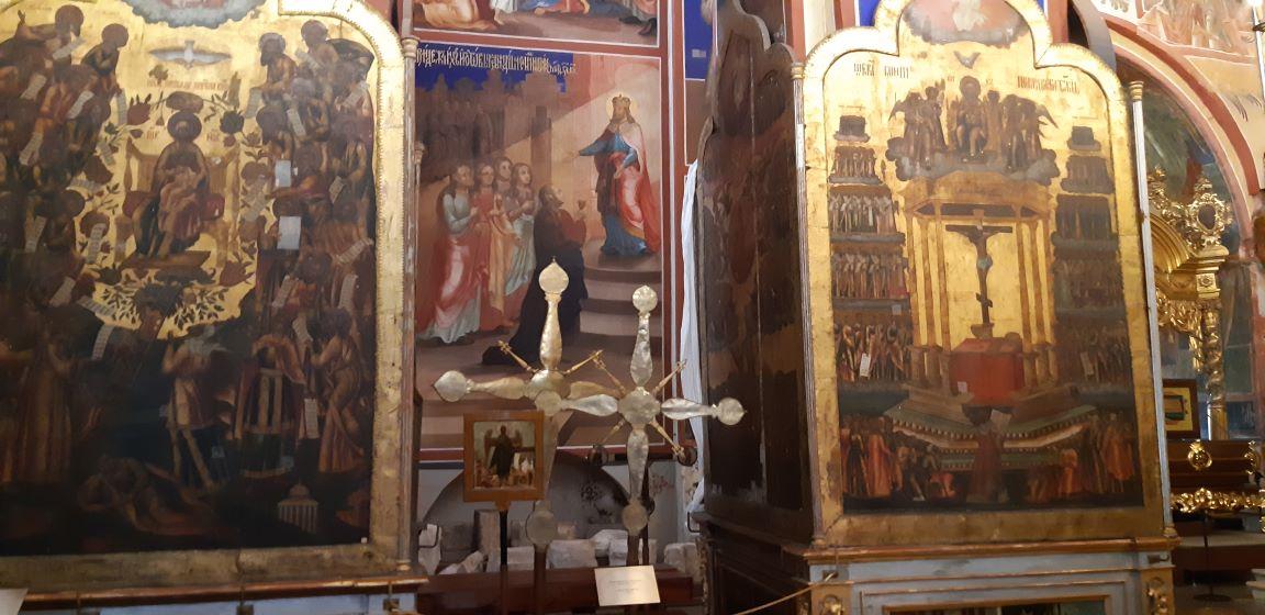 Богородице-Рождественский собор. Чтимые иконы