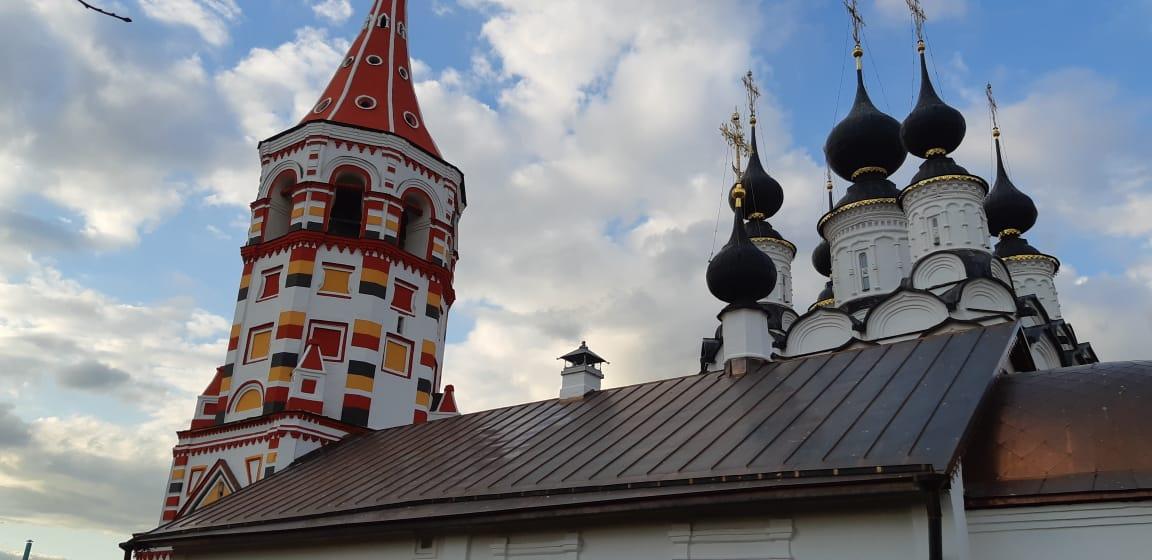 Церковь святого Антипия в г. Суздаль