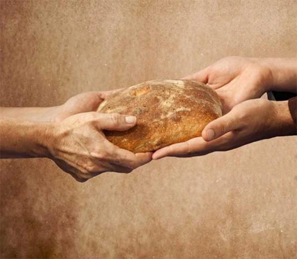 Хлеб нуждающимся
