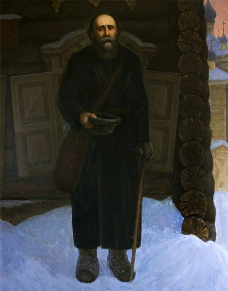 Николай Клюев в Томске