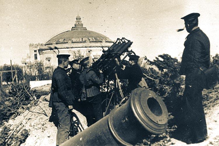 Оборона города Севастополя