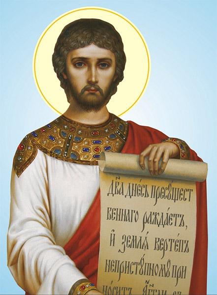 Преподобный Роман Сладкопевец, Константинопольский