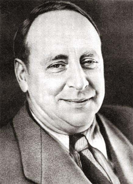 Русский писатель Евгений Шварц