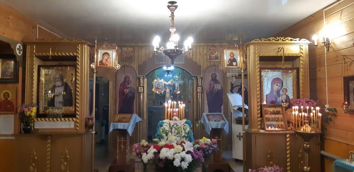 Свято-Казанский храм на Покров