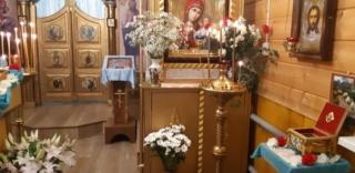 Главная икона Свято-Казанского храма