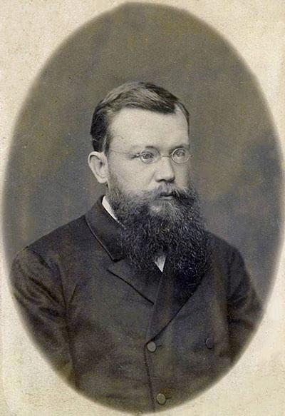 Александр Сибиряков