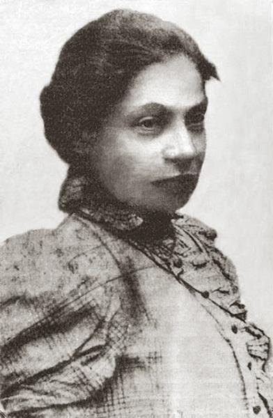 Анна Ивановна Зерцалова