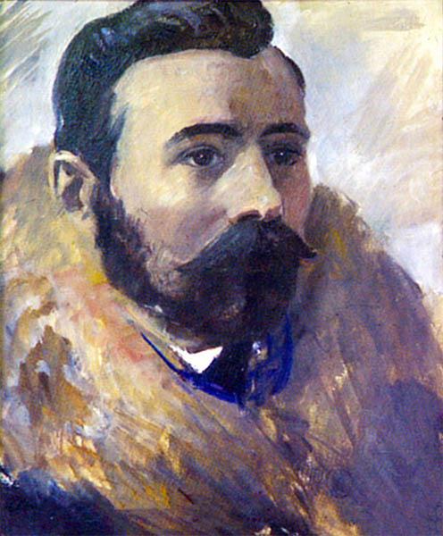 Арктический исследователь Владимир Русанов