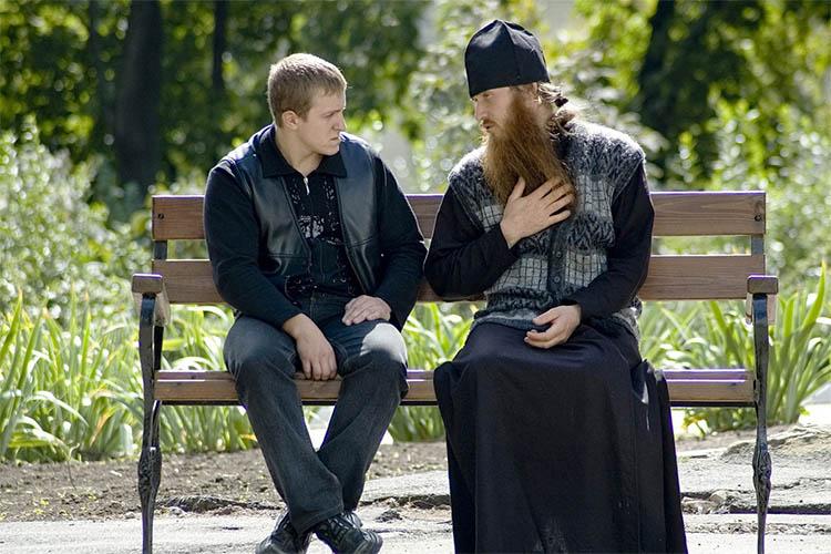 Беседа с монахом