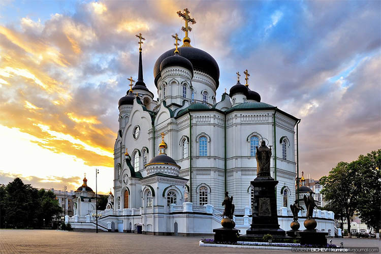 Благовещенский кафедральный собор в Воронеже