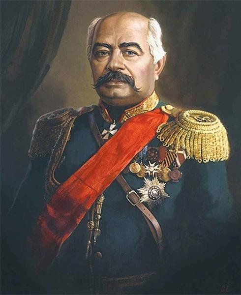 Генерал Михаил Драгомиров