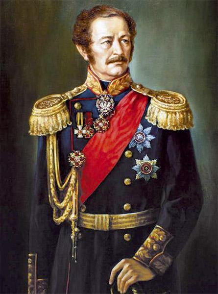 Николай Муравьев-Амурский