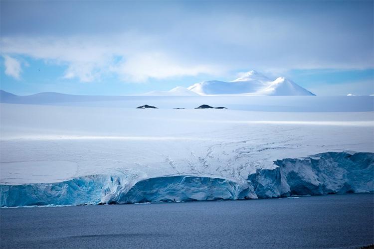 Побережье Антарктиды