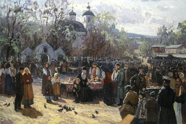 Православные на Руси