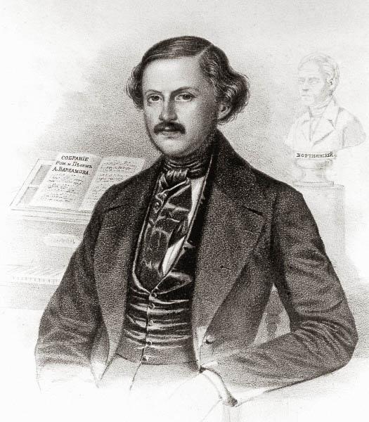 Русский композитор Александр Варламов
