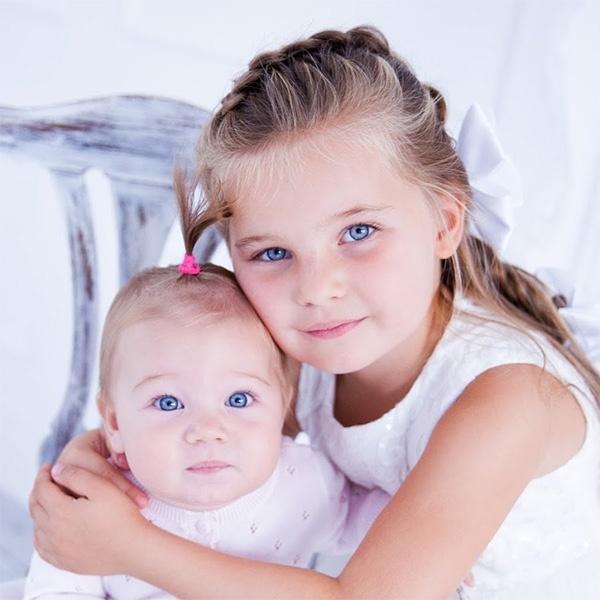 Старшая и младшая сестра