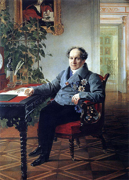 Александр Голицын