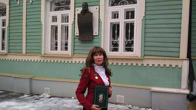 Алла Новикова-Строганова