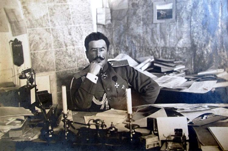 Генерал Николай Духонин