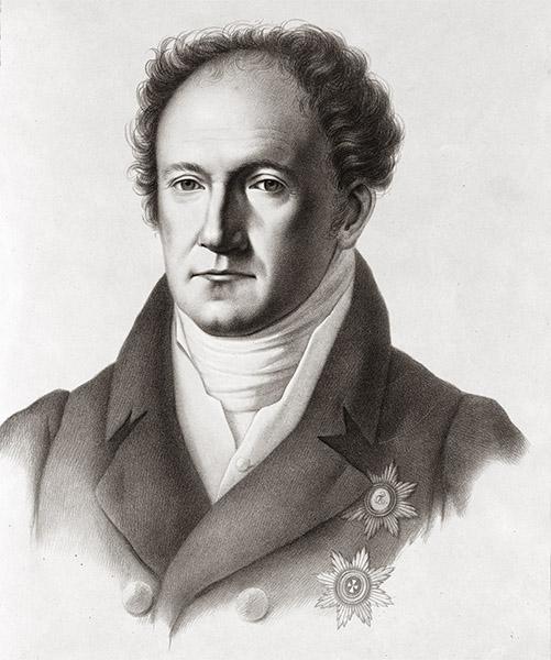 Князь Александр Голицын