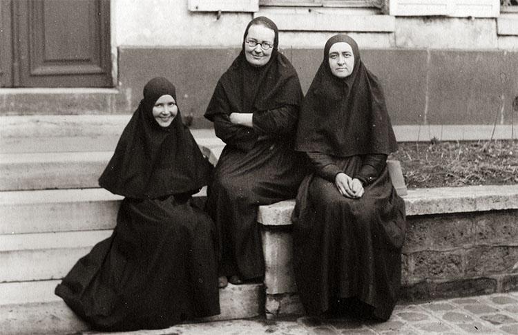 Монахиня Мария (Скобцова)