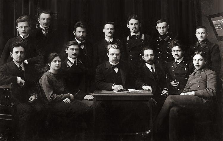 Николай Константинович Кольцов