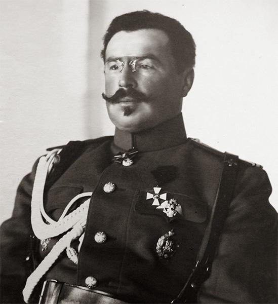 Николай Николаевич Духонин