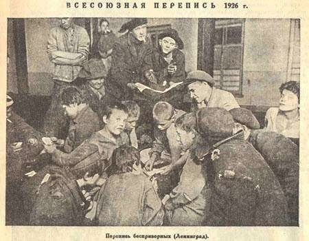 Перепись населения 1926 года