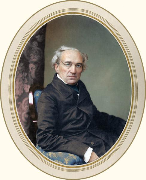 Поэт Ф.И. Тютчев
