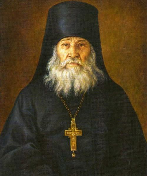 Священномученик Исаакий Оптинский