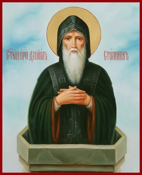 Святой Даниил Столпник
