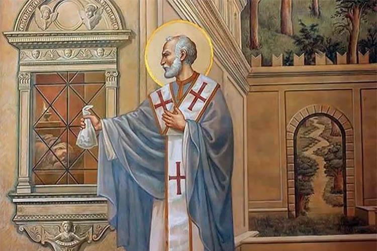 Тайная милостыня святителя Николая