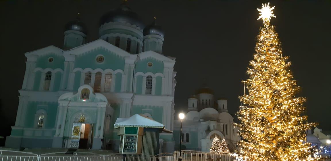 04. Дивеевская Рождественская елка!