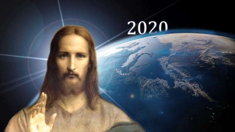 2020 год, 2021 год наступил