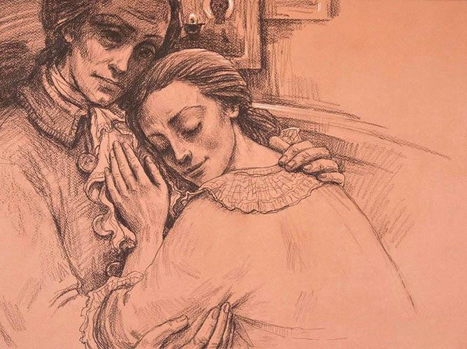 Андрей и Ксения