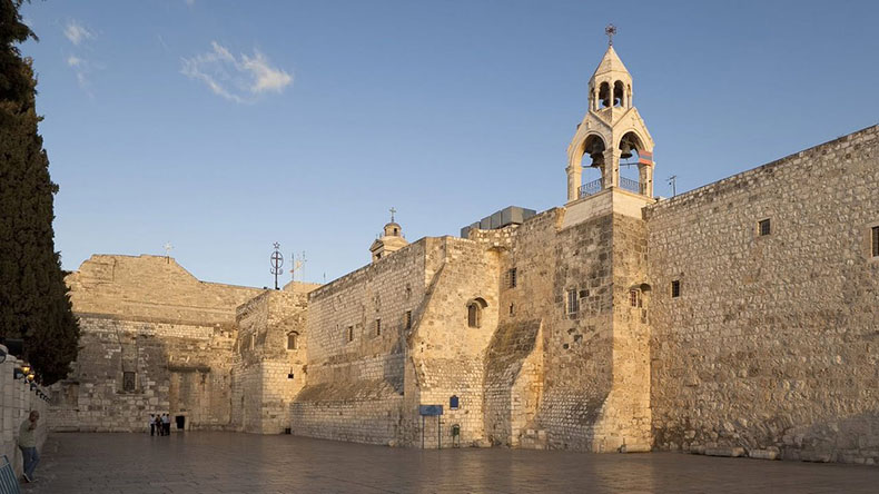 Базилика Рождества Христова в Вифлееме
