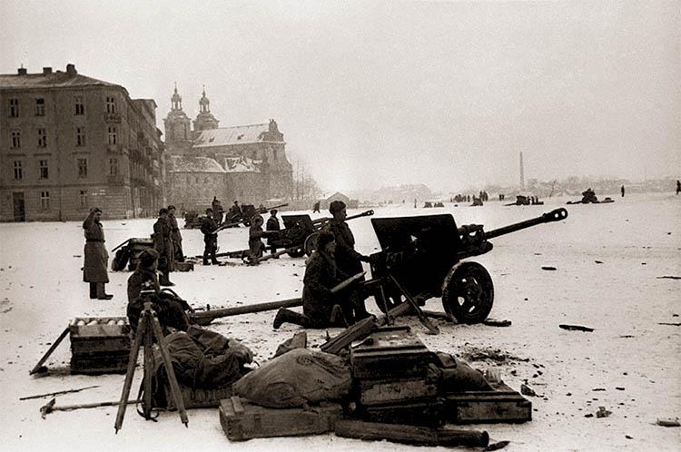 Бои по освобождению Польши