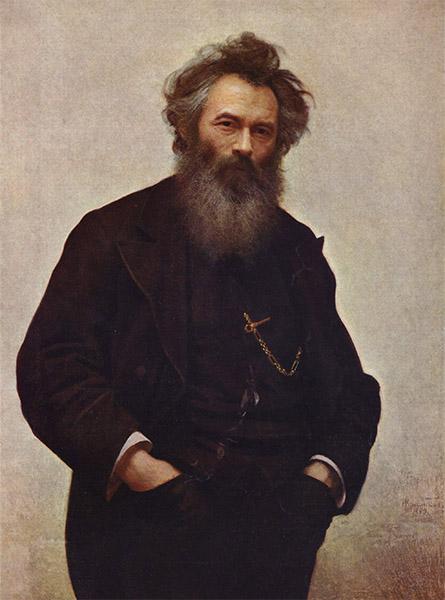 Художник Иван Шишкин
