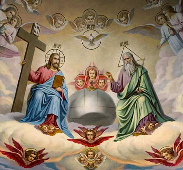 Новозаветная Троица