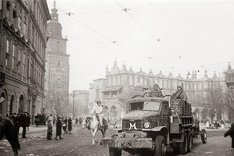Освобождение Кракова