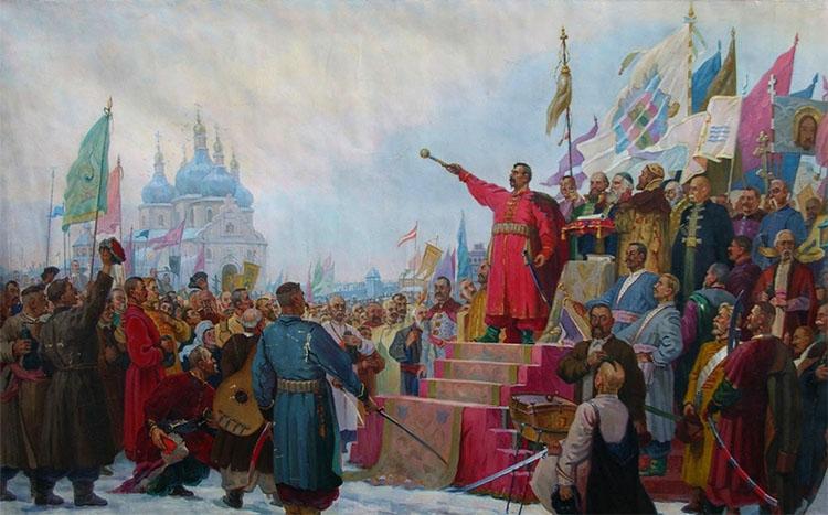 Переяславская рада 1654 года
