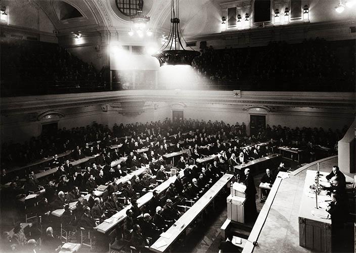 Первая сессия Генеральной ассамблеи ООН