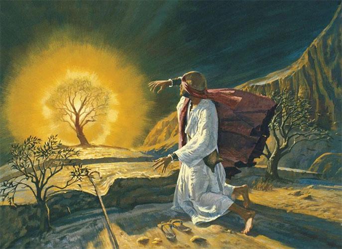 Призвание Моисея