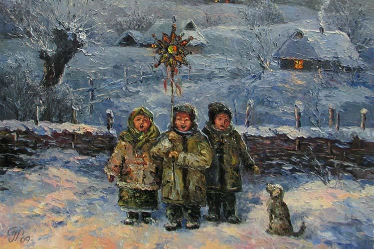 Рождество Христово на Руси