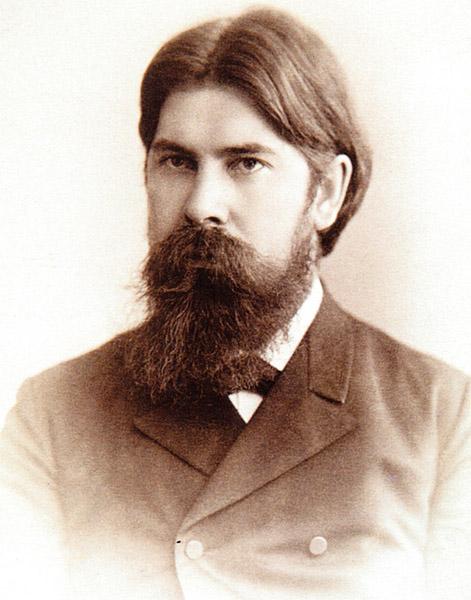 Владимир Бехтерев в молодости