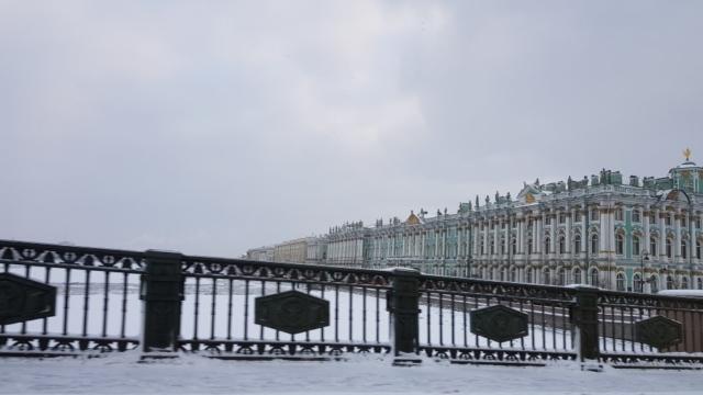 04. Зимний дворец. Эрмитаж